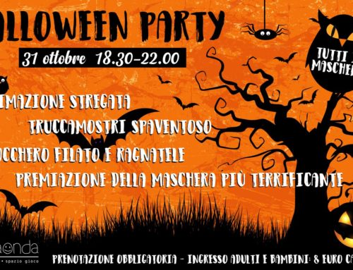 Halloween Party 2018!
